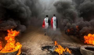 اخبار مظاهرات العراق