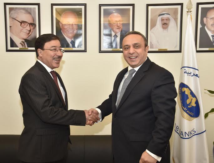 البنك المركزي العراقي واتحاد المصارف العربية يؤسسان لمنتدى العراق الاقتصادي