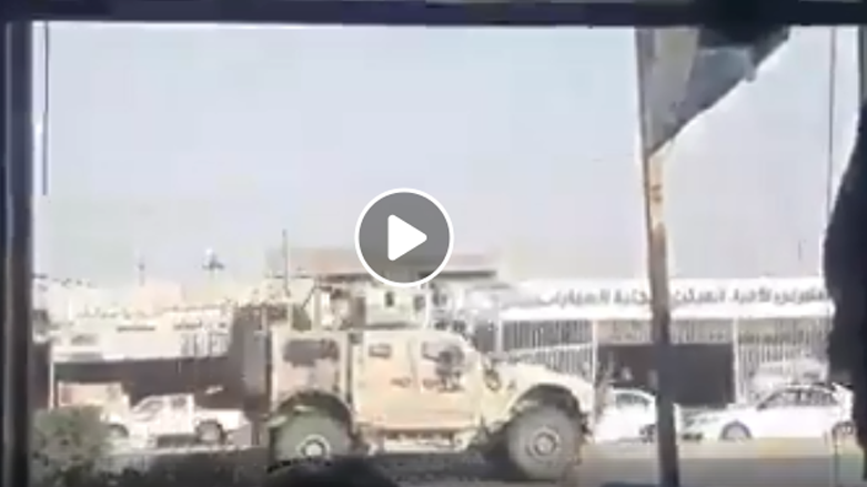 WATCH: US troops patrolling in Fallujah Iraq