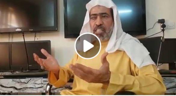 بالفيديو.. احمد الوائلي يوجه خطابا الى العراقيين